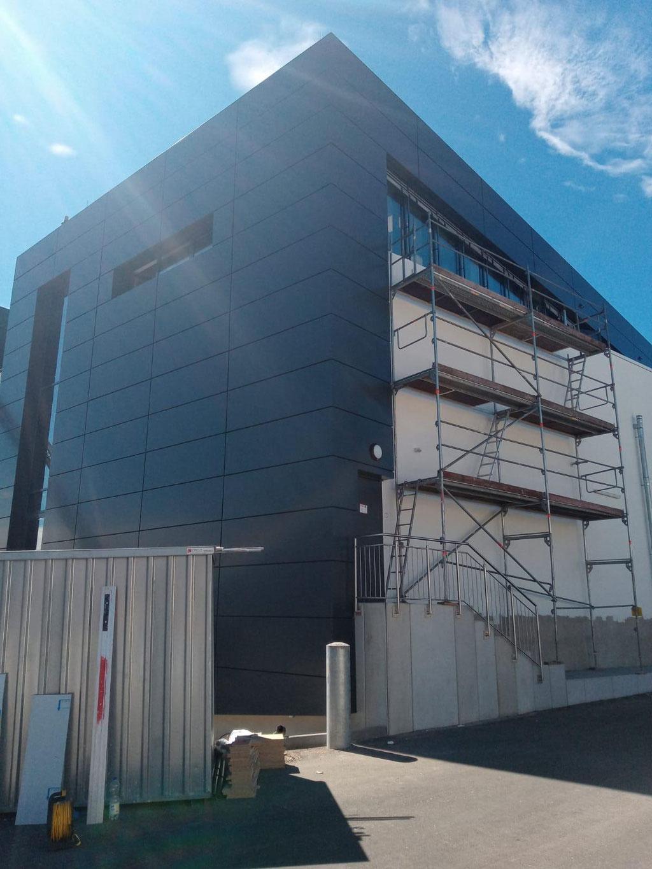 Bürogebäude Discounter in Winnenden