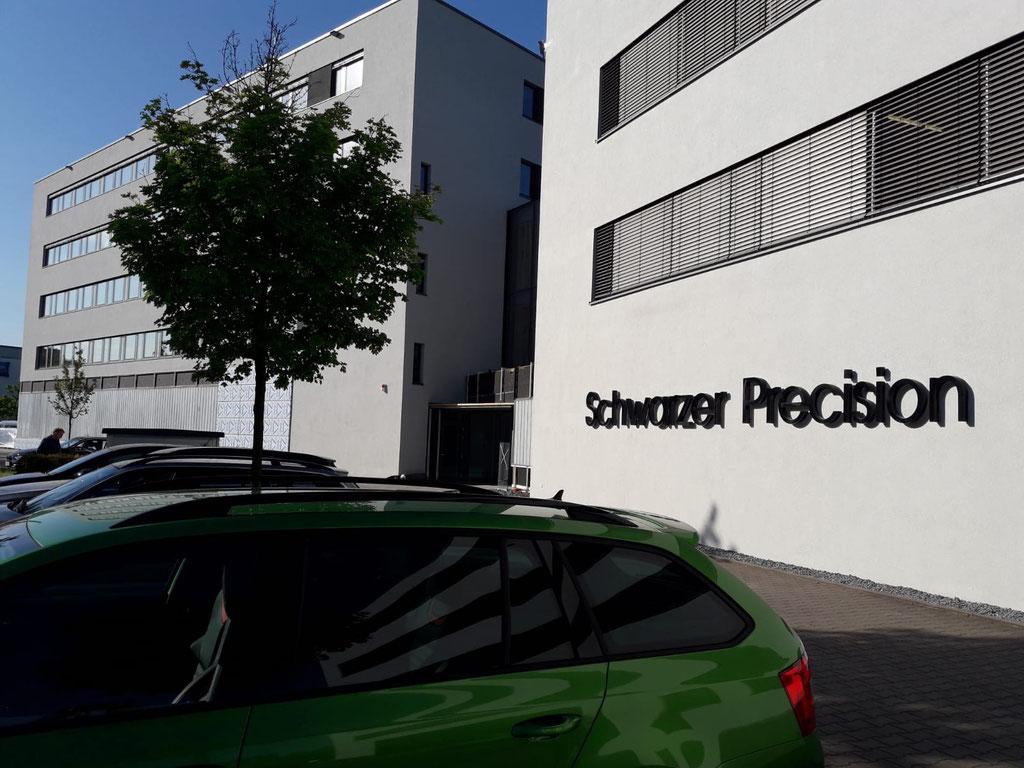 SCHWARZER PRECISION in Essen