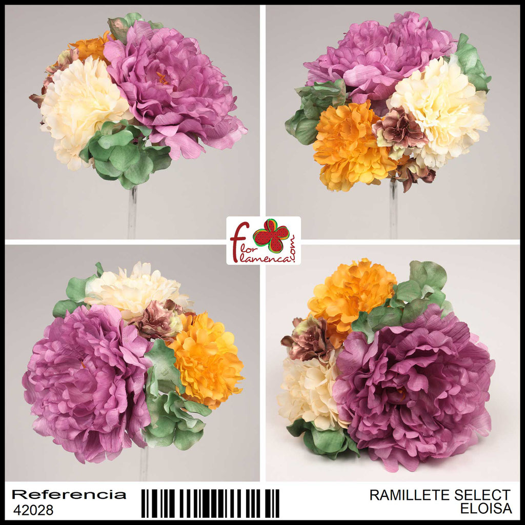 Ramillete Select FLOR FLAMENCA ELOISA