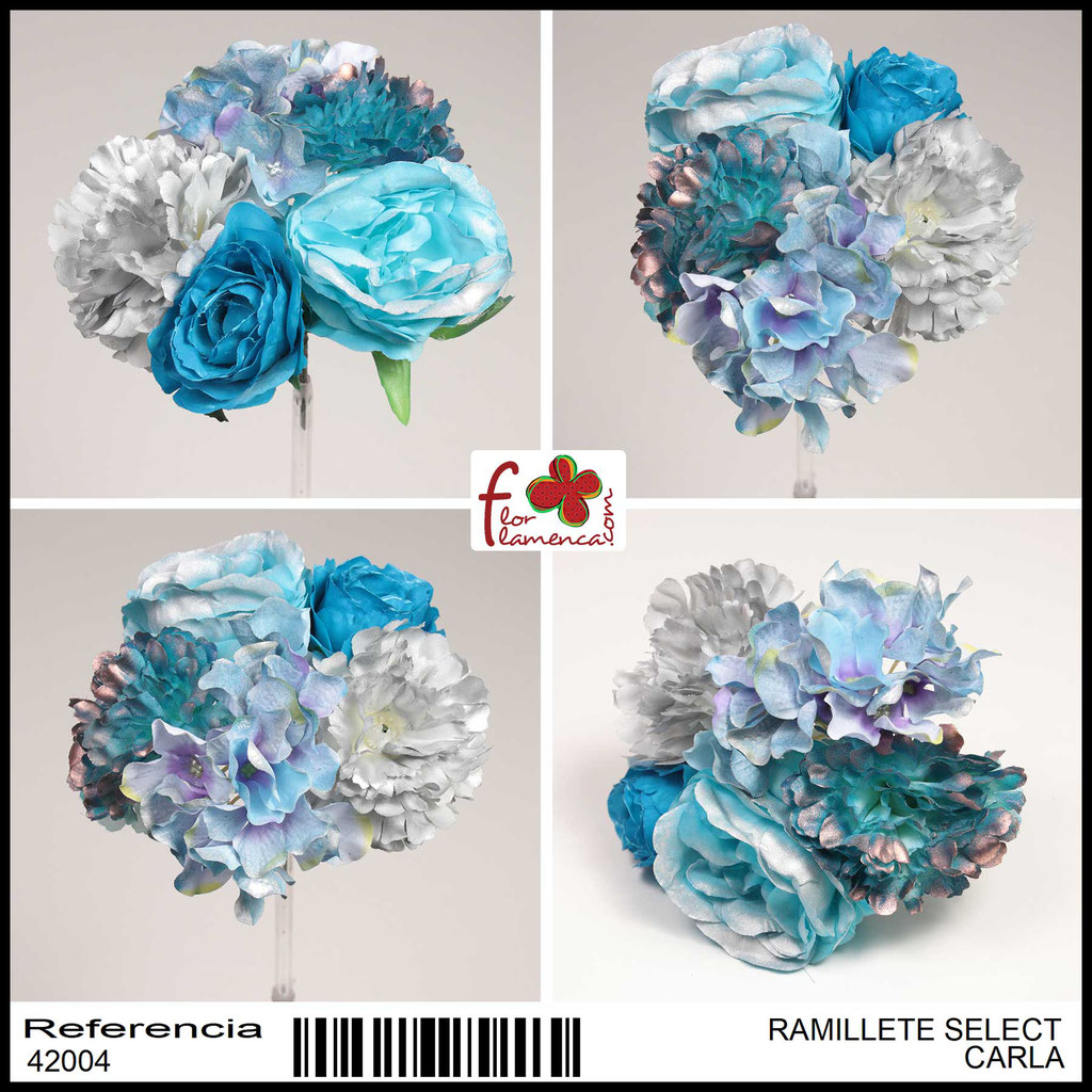 Ramillete Select FLOR FLAMENCA CARLA