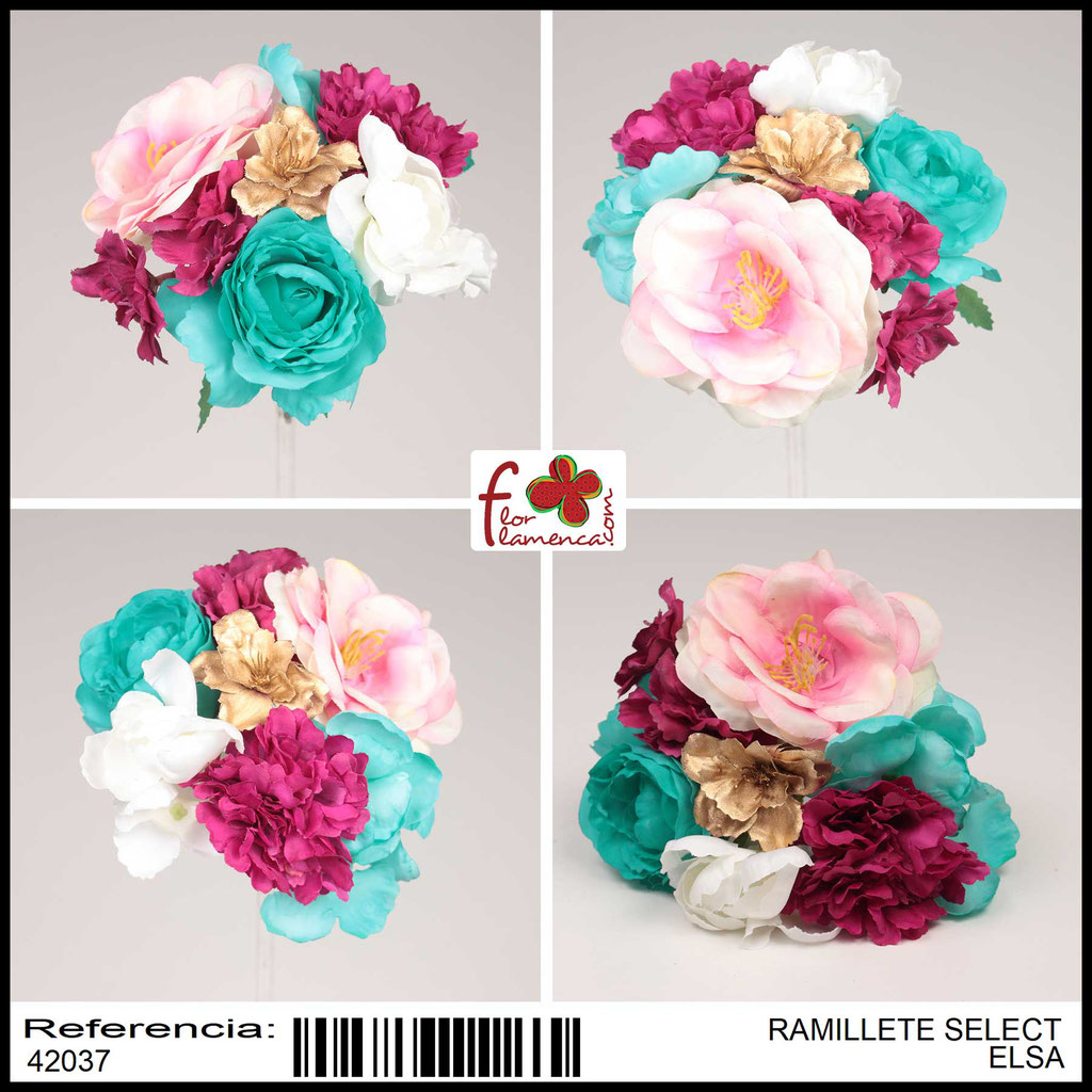 Ramillete Select FLOR FLAMENCA ELSA