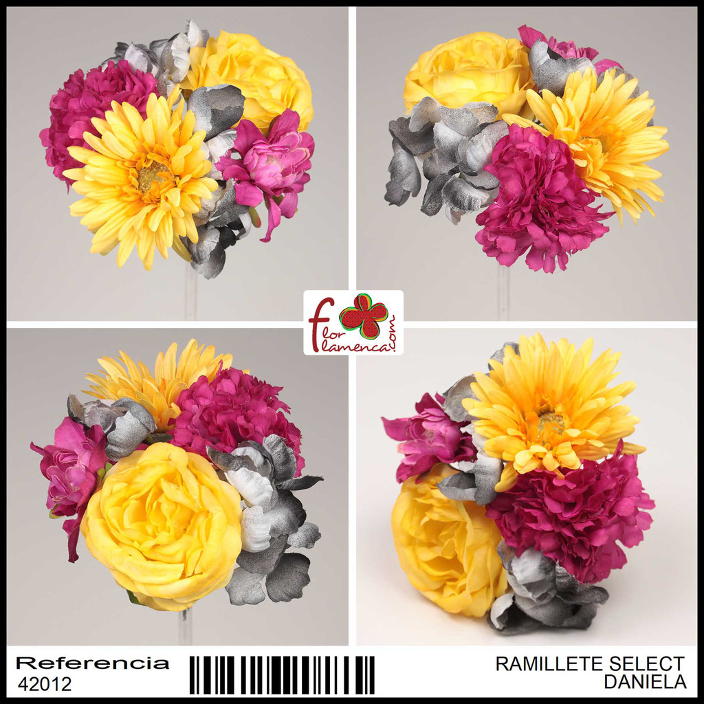 Ramillete Select FLOR FLAMENCA DANIELA