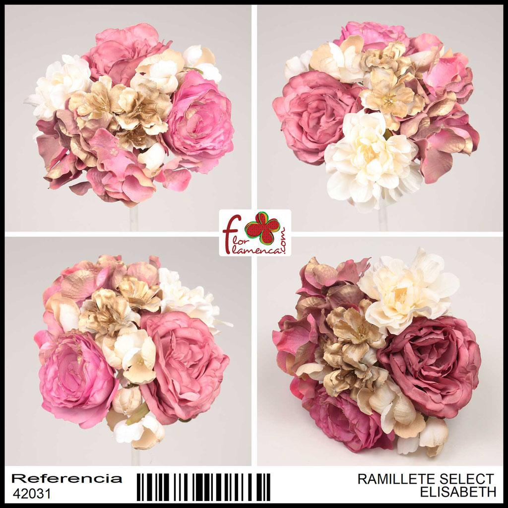 Ramillete Select FLOR FLAMENCA ELISABETH