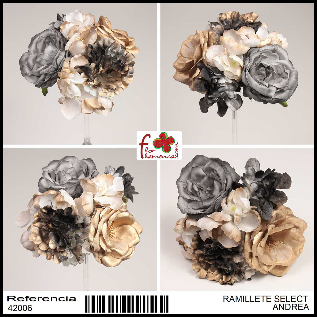 Ramillete Select FLOR FLAMENCA ANDREA
