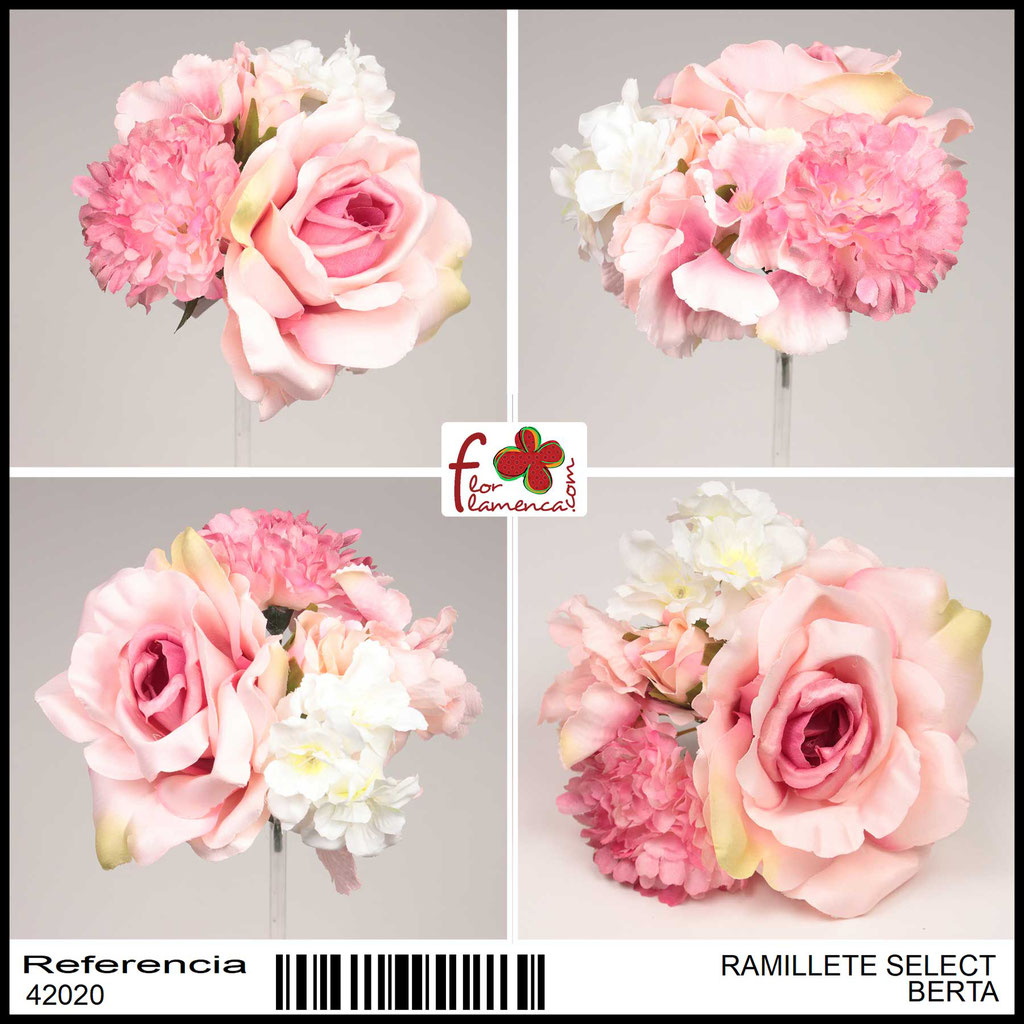 Ramillete Select FLOR FLAMENCA BERTA