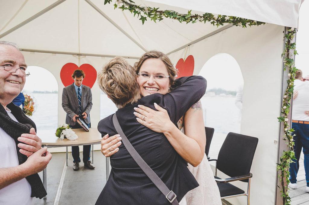 Gratulation Trauung Hochzeit