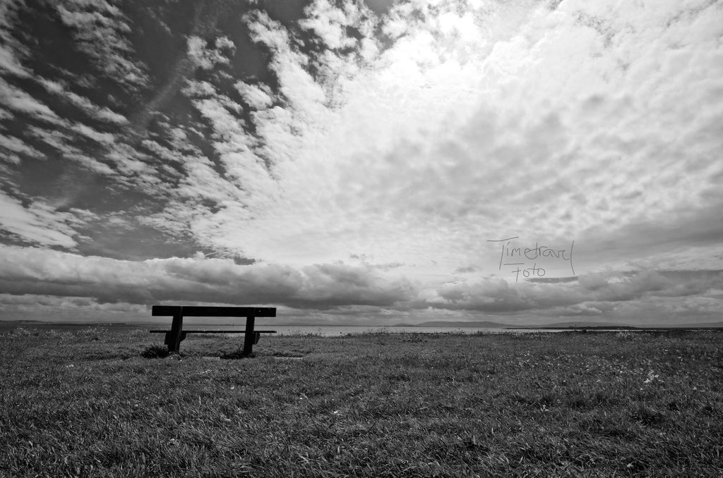 Lonely Bench, Galway. Foto: Esther Knipschild