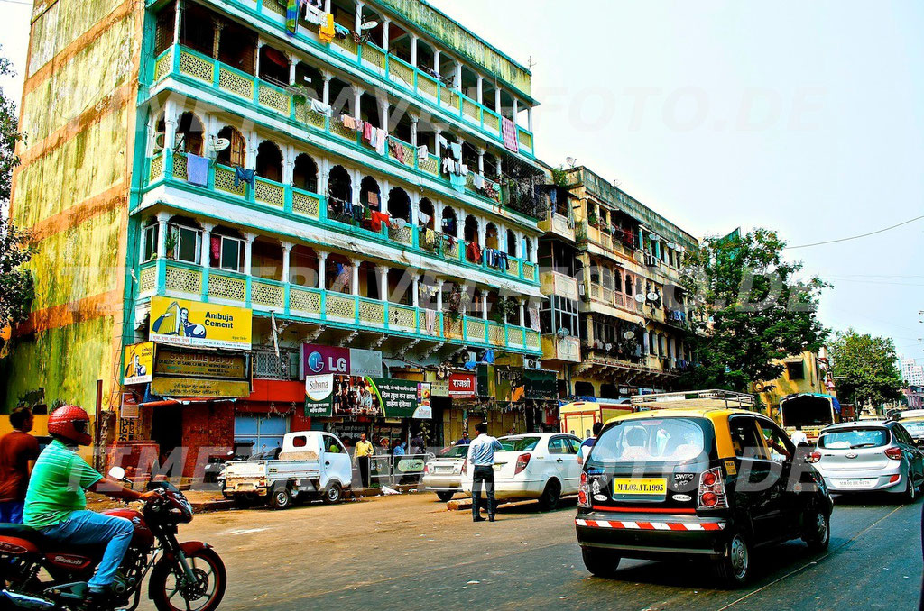 Mumbai. Foto: E. Knipschild