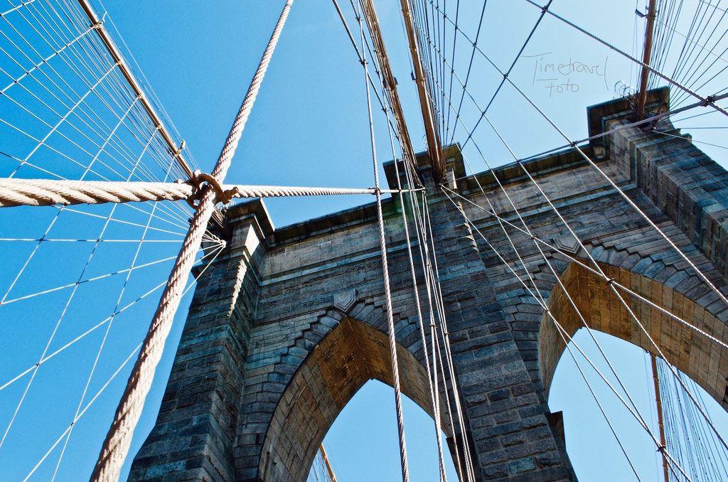 Brooklyn Bridge 2. Foto: Esther Knipschild