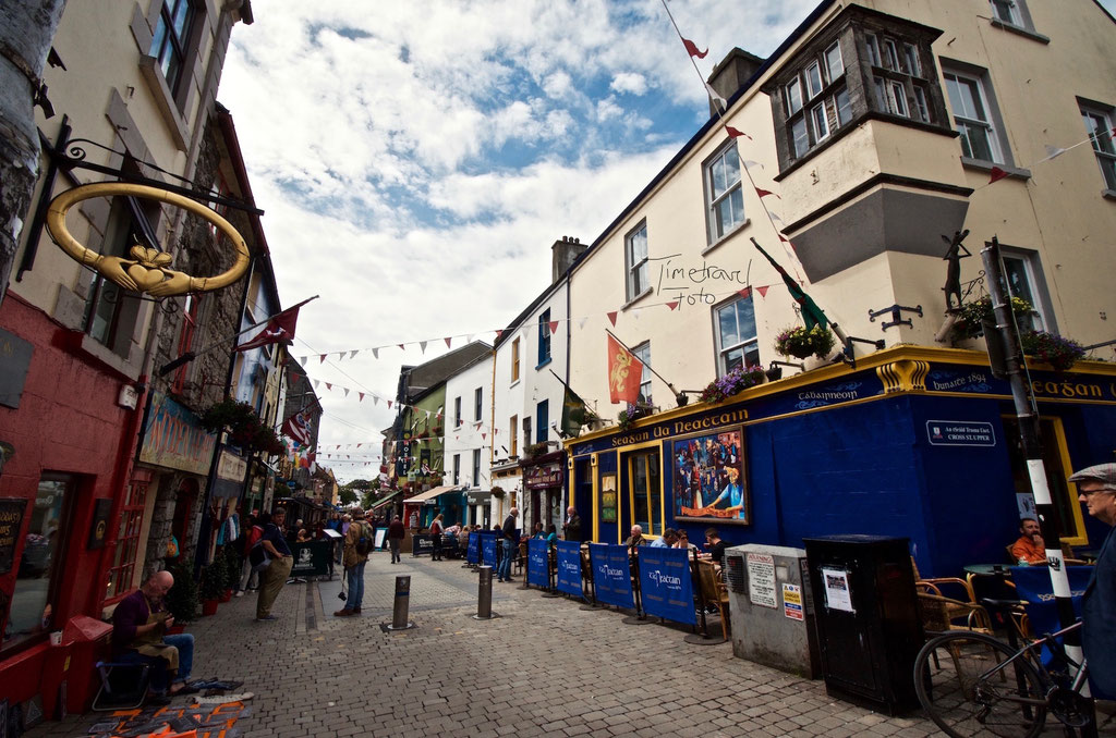 The Latin Quarter, Galway. Foto: Esther Knipschild