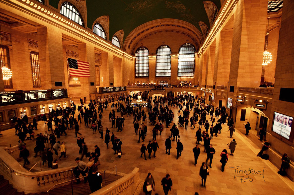 Grand Central. Foto: Esther Knipschild