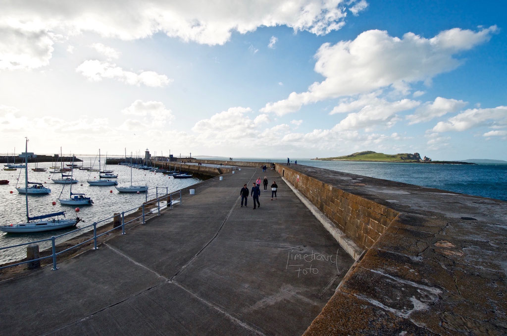 Howth Pier. Foto: Esther Knipschild