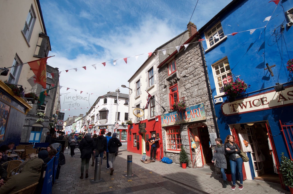 Streets of Galway. Foto: Esther Knipschild