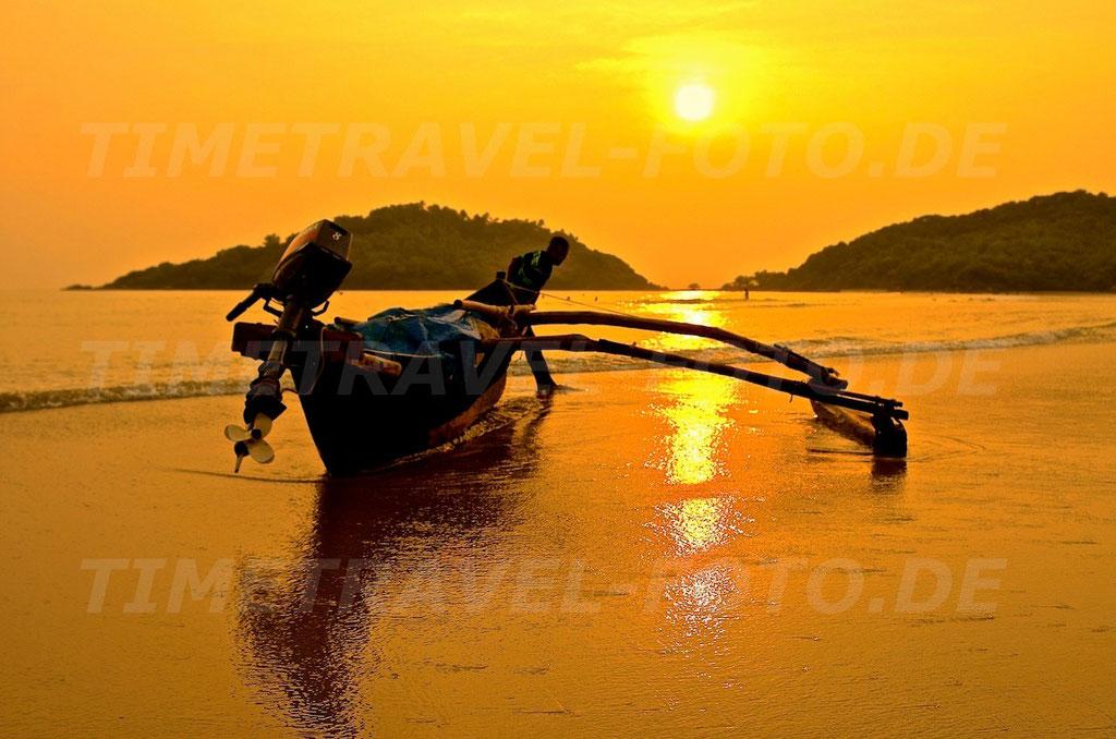Sonnenboot. Foto: E. Knipschild