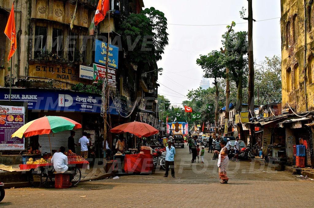 Straßenszene. Foto: E. Knipschild