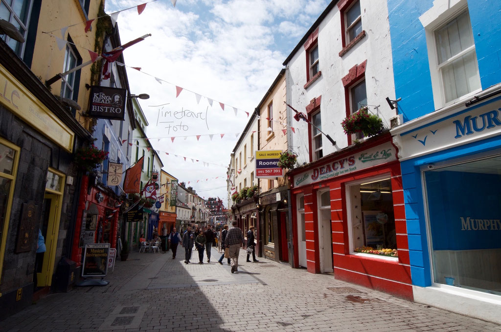 The Latin Quarter 2, Galway. Foto: Esther Knipschild
