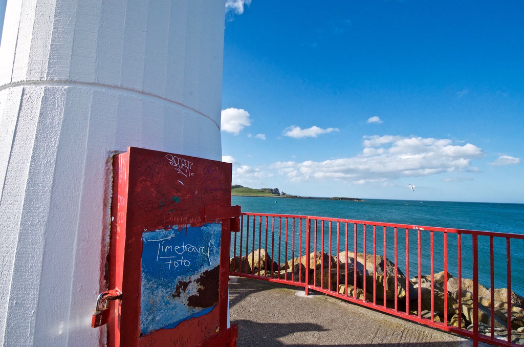 Howth Lighthouse. Foto: Esther Knipschild