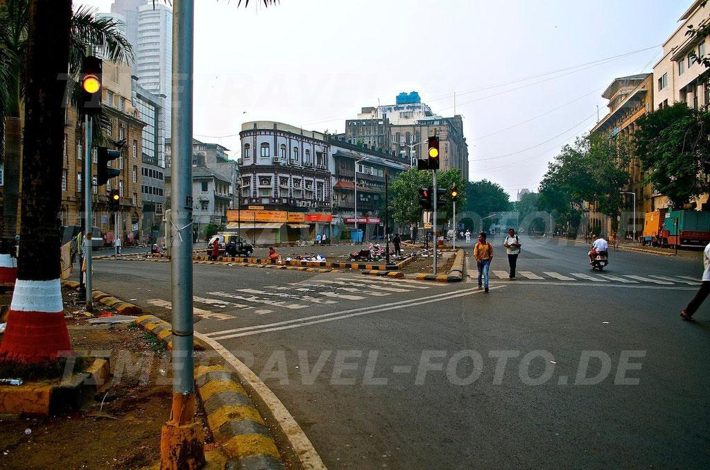 Mumbai Junction. Foto: E. Knipschild