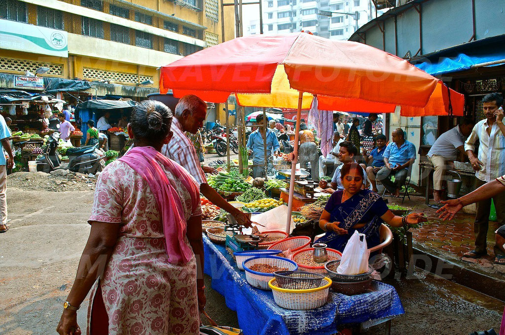 Markt. Foto: E. Knipschild