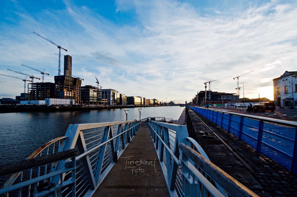 Dublin Port. Foto: Esther Knipschild