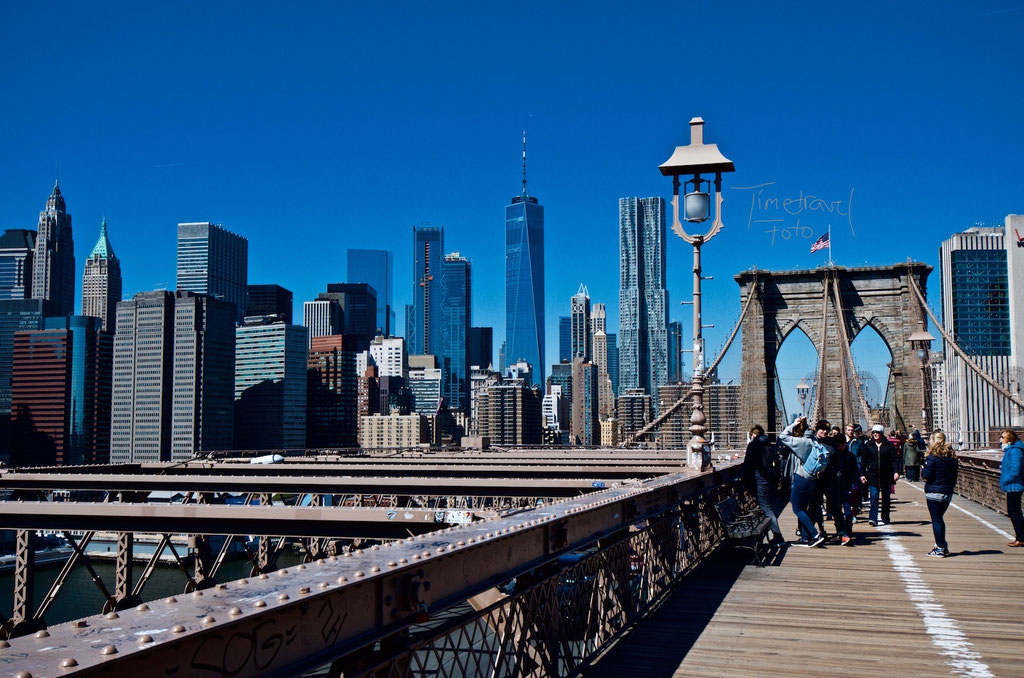 Brooklyn Bridge. Foto: Esther Knipschild