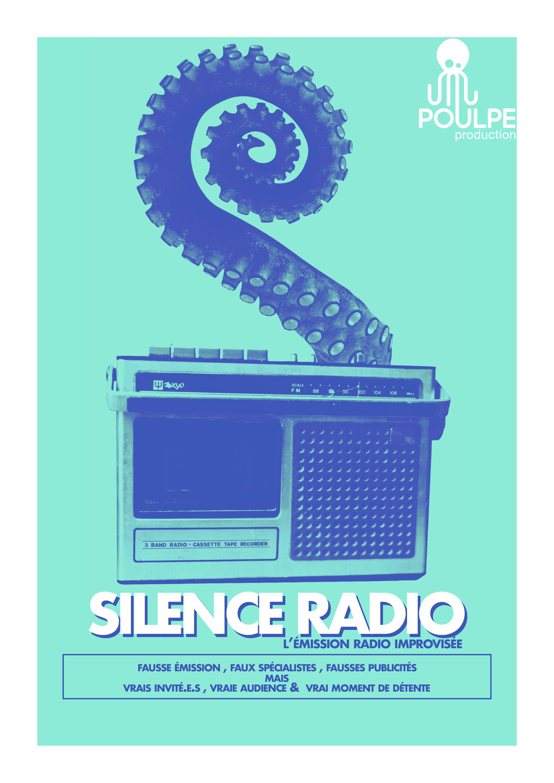 Silence Radio : Radio Pirate lors du Horizons Open Sea Festival