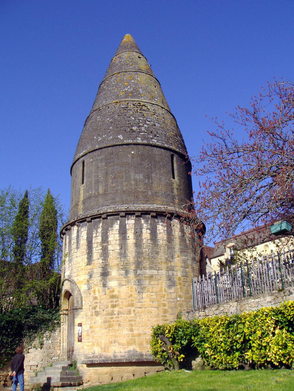 Tour St Bernard à Sarlat