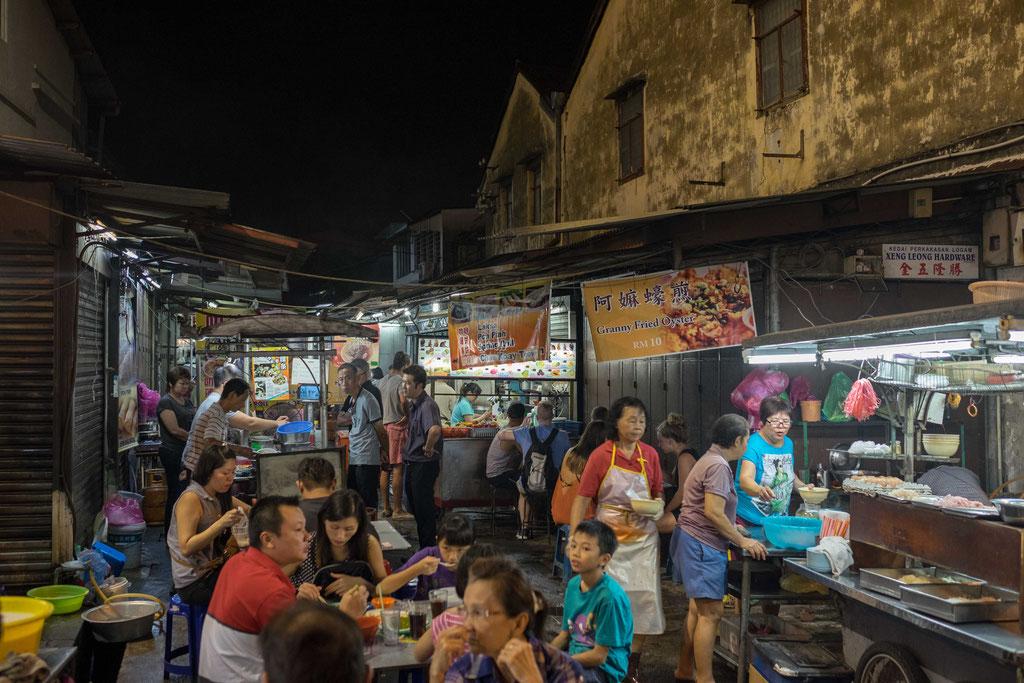 Lieblings Nachtmarkt und bestes Essen!!!! Günstig!