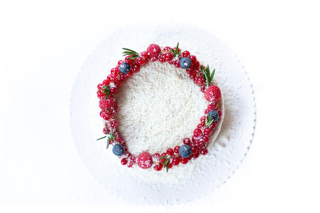 Werbefotografie für handgemachte Torten und Süßigkeiten