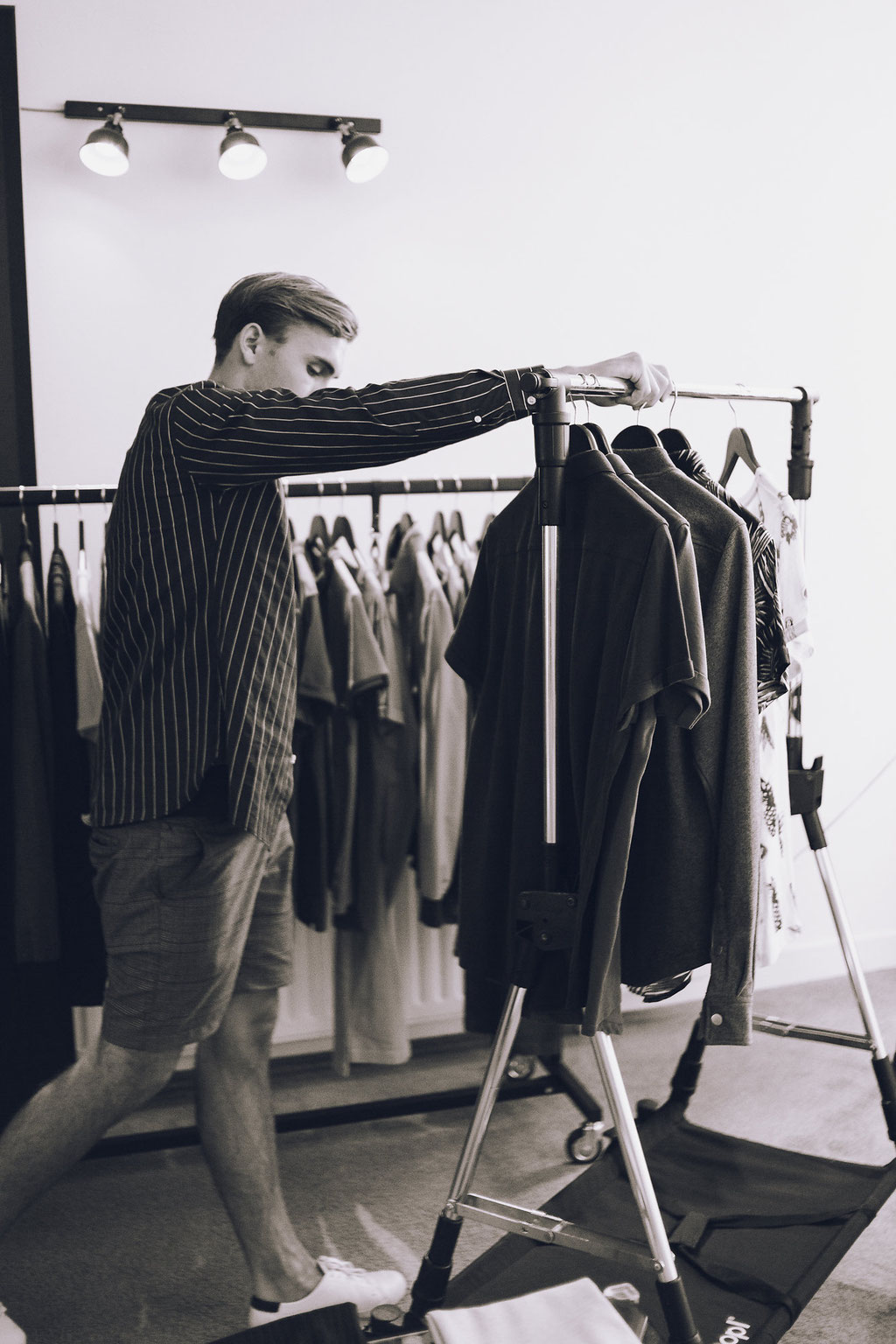 Thomas of Son of a Brand Agency - photographed by Landa Penders