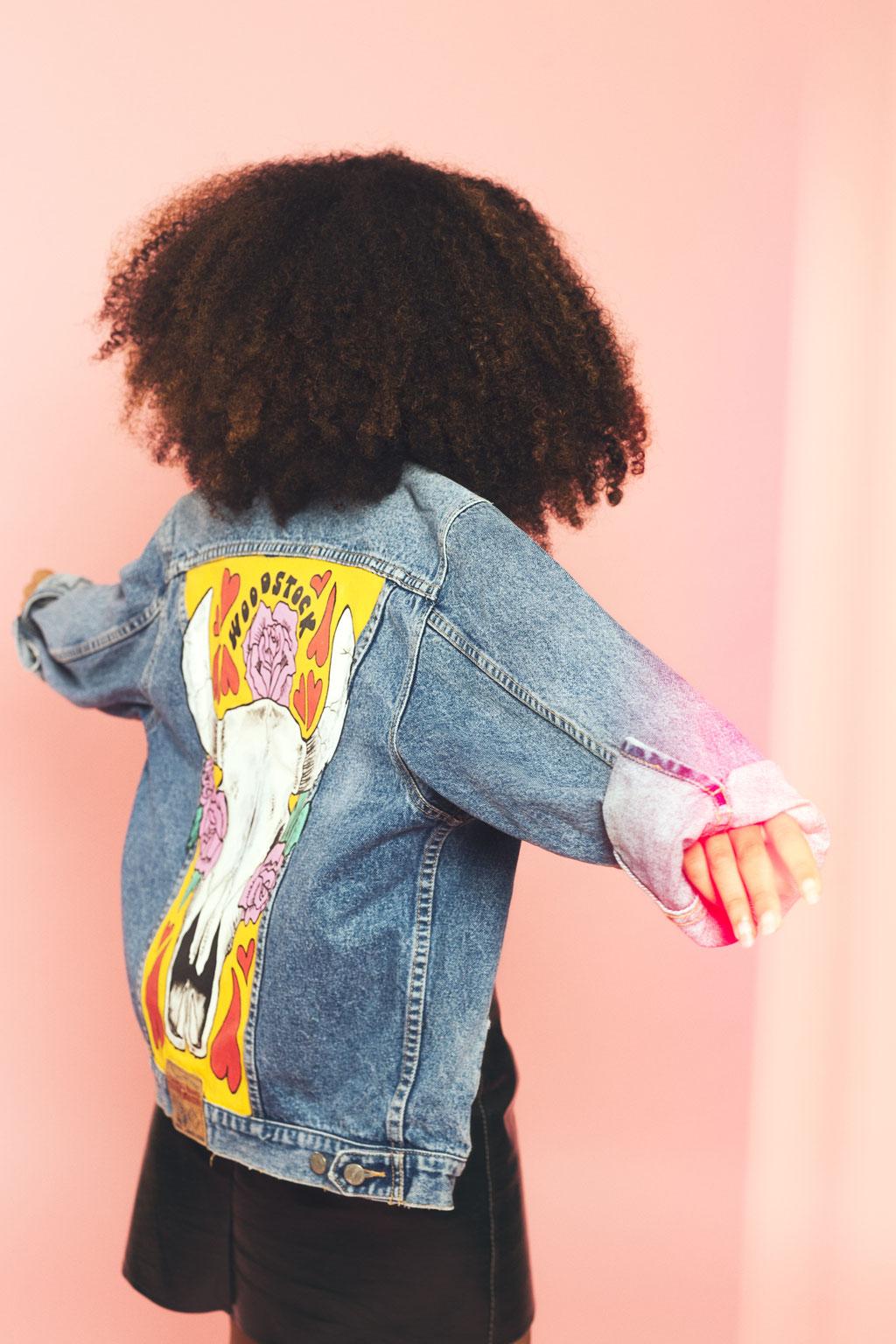 Jackets - The Dutch Rebel. Photography - Landa Penders. Styling - Studio XO. Make-up & Hair - Mahzad Mirzaei. Models - Esther Breedenbach & Chelsey R.