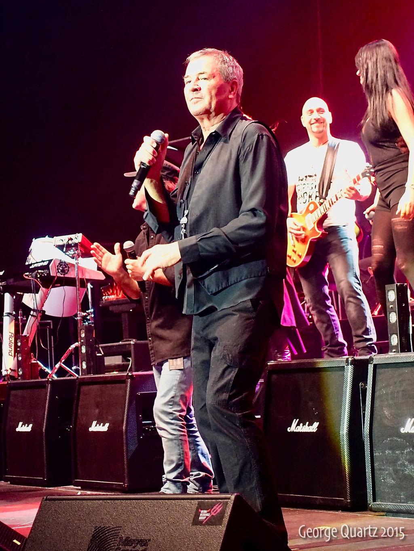 "Ian Gillan (Deep Purple) - ""Rock meets Classic"" 2015"