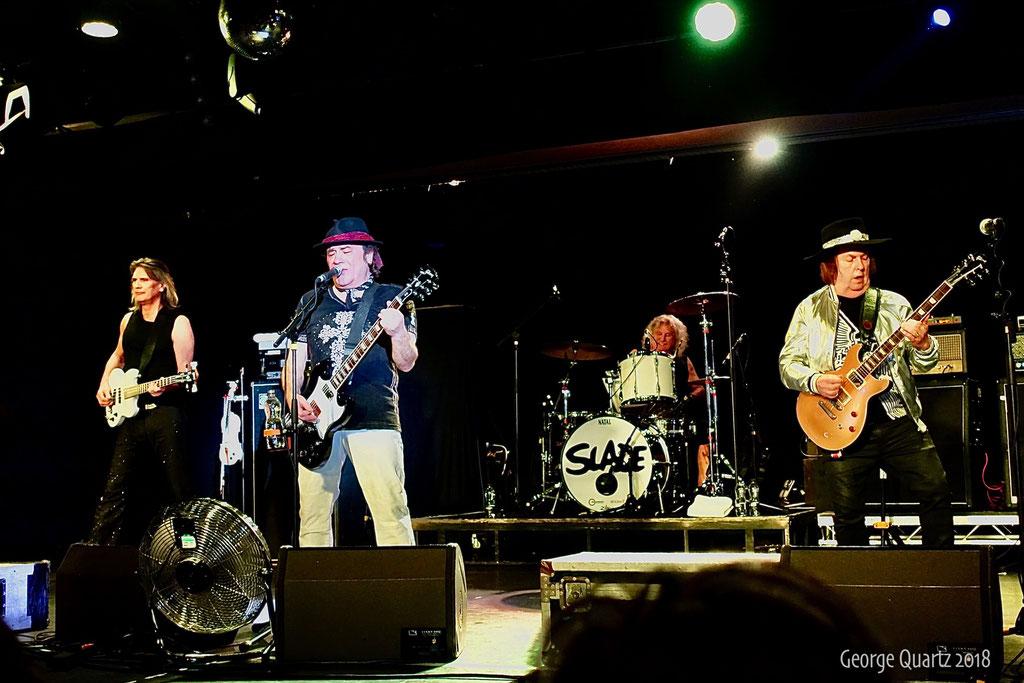 Slade 2018 Giants of Rock Festival