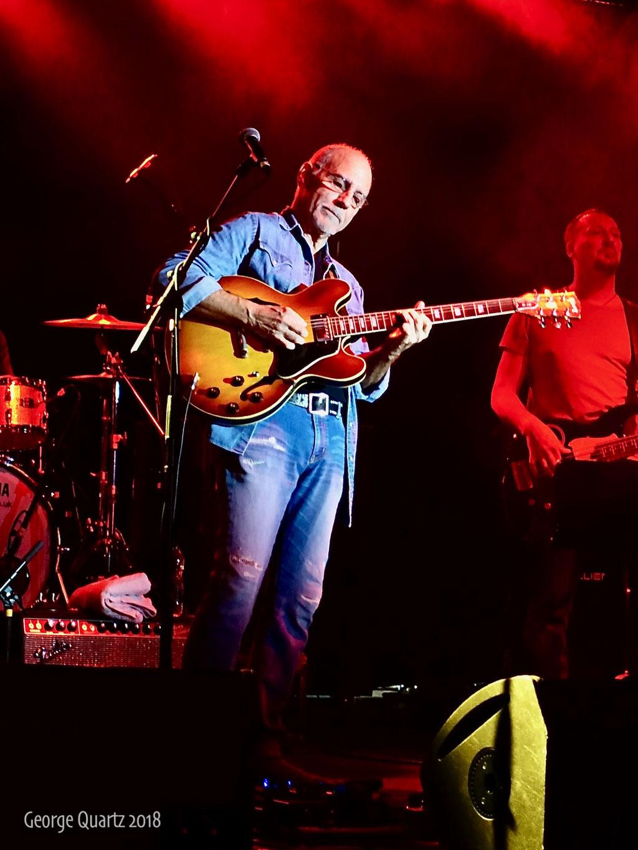 Larry Carlton GIANTS OF ROCK festival 2018, Minehead