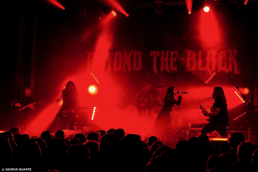 Beyond the Black, Hannover, Capitol, 2019