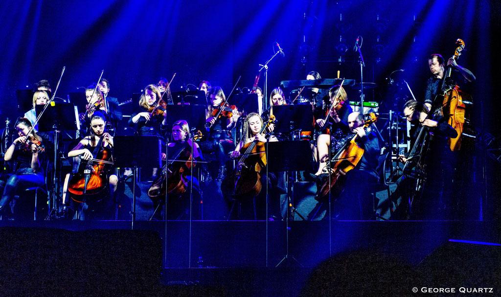 ROCK MEETS CLASSIC, Tour 2020, mit Alice Cooper, Berlin, RMC Philharmonic Orchestra