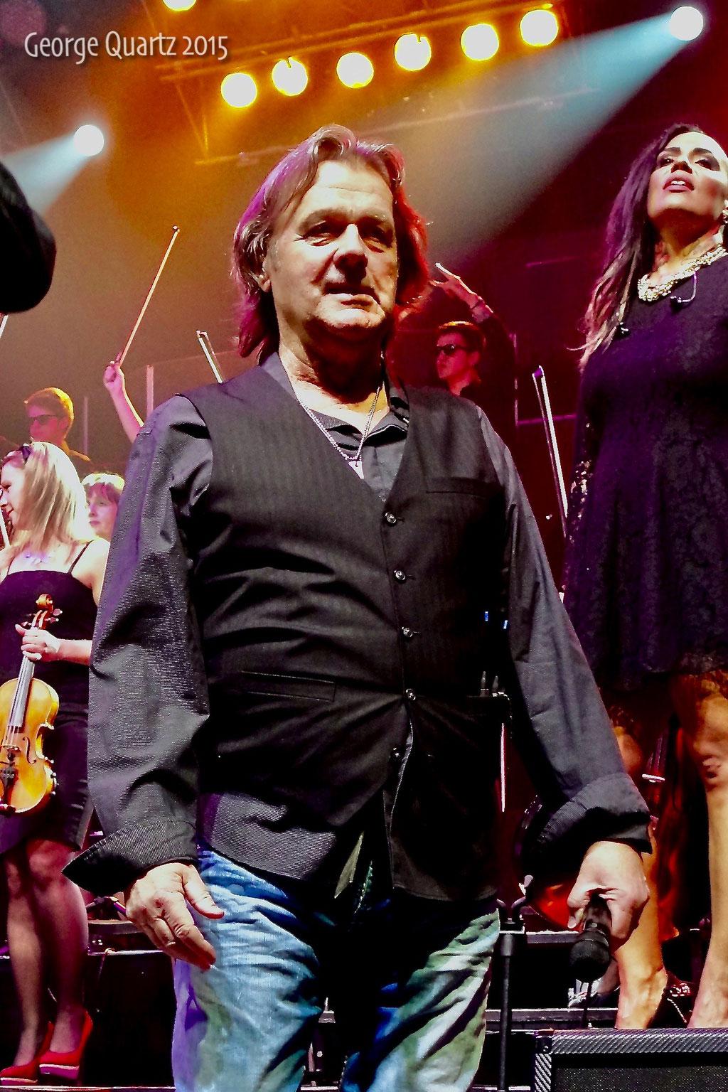 "John Wetton (Asia, King Crimson, Uriah Heep) - ""Rock meets Classic"" 2015"