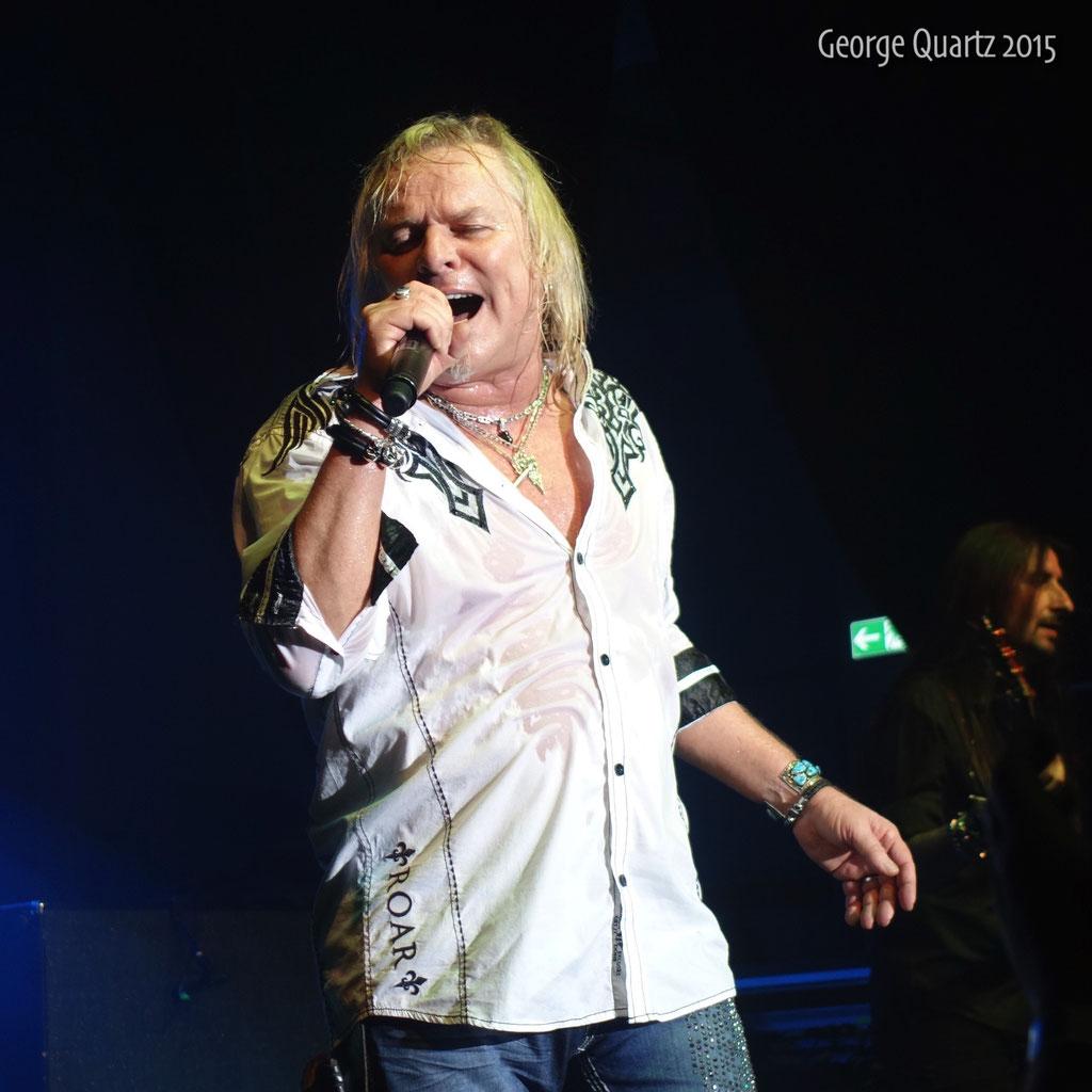 Uriah Heep, 2015 in Neuruppin