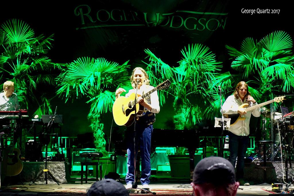 "Roger Hodgson (Supertramp) 2017 - ""Lieder am See"" Festival, Brombachsee"