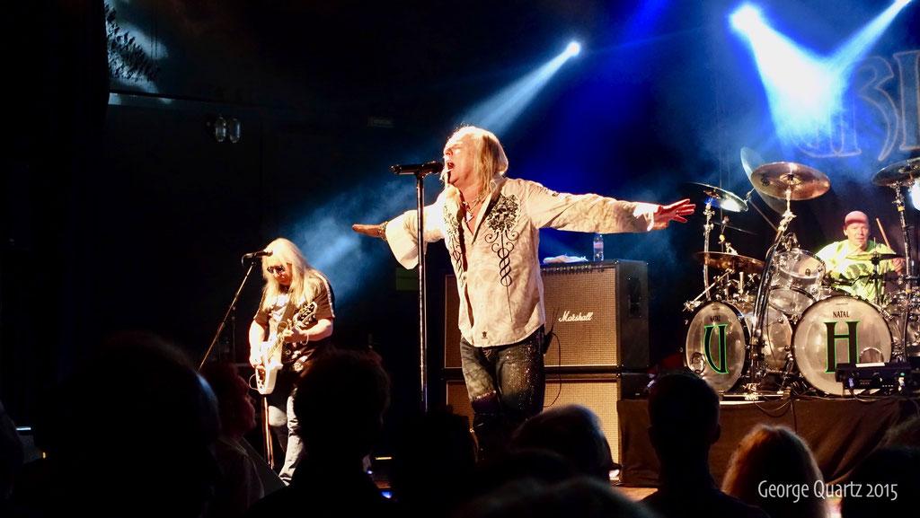 Uriah Heep, 2015 in Walsrode