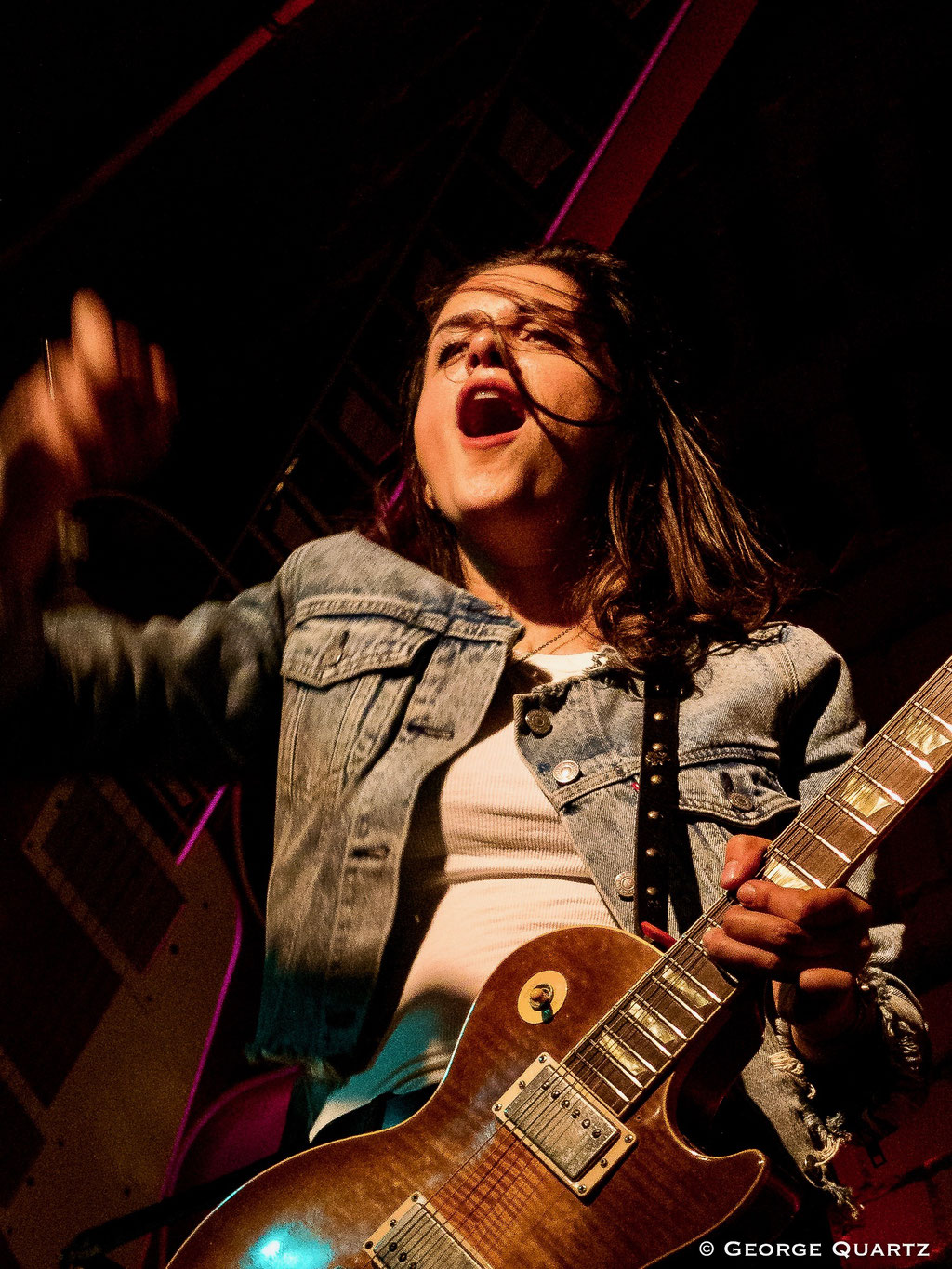 Laura Cox, Blues Garage, Hannover, 2019