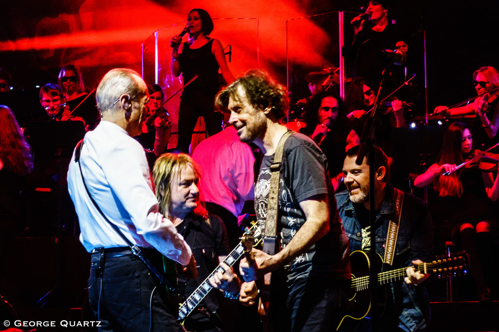 Rock meets Classic 2018, Finale