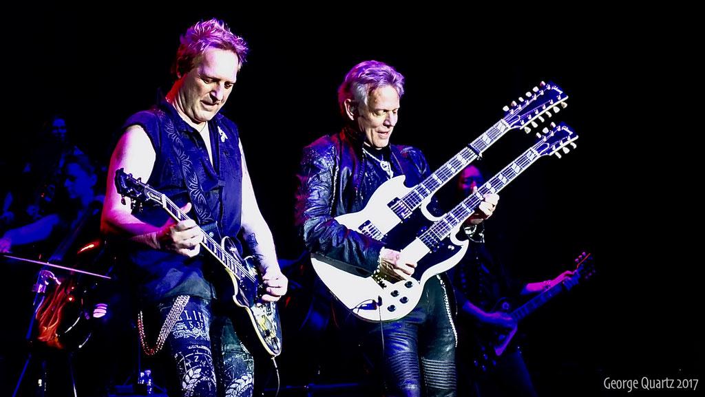 """Don Felder (Eagles) -""""Rock meets Classic"""" 2017 in Berlin"""
