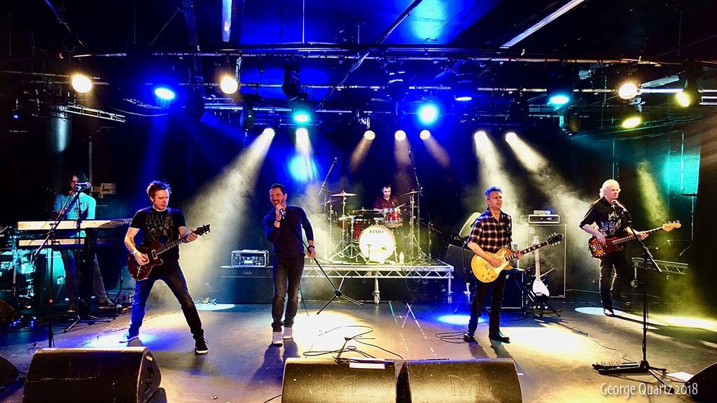 Snakecharmer 2018 Giants of Rock Festival