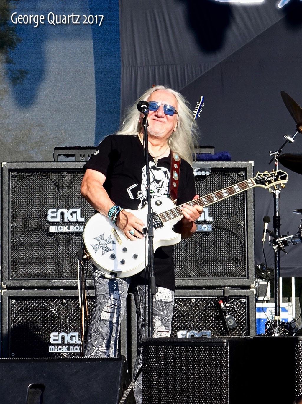 "Uriah Heep ""Lieder am See Festival"" August 2017"