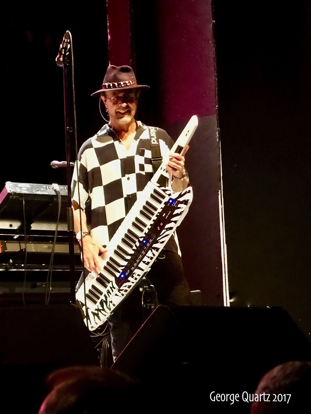 Manfred Mann's Earthband 2017 in Hannover
