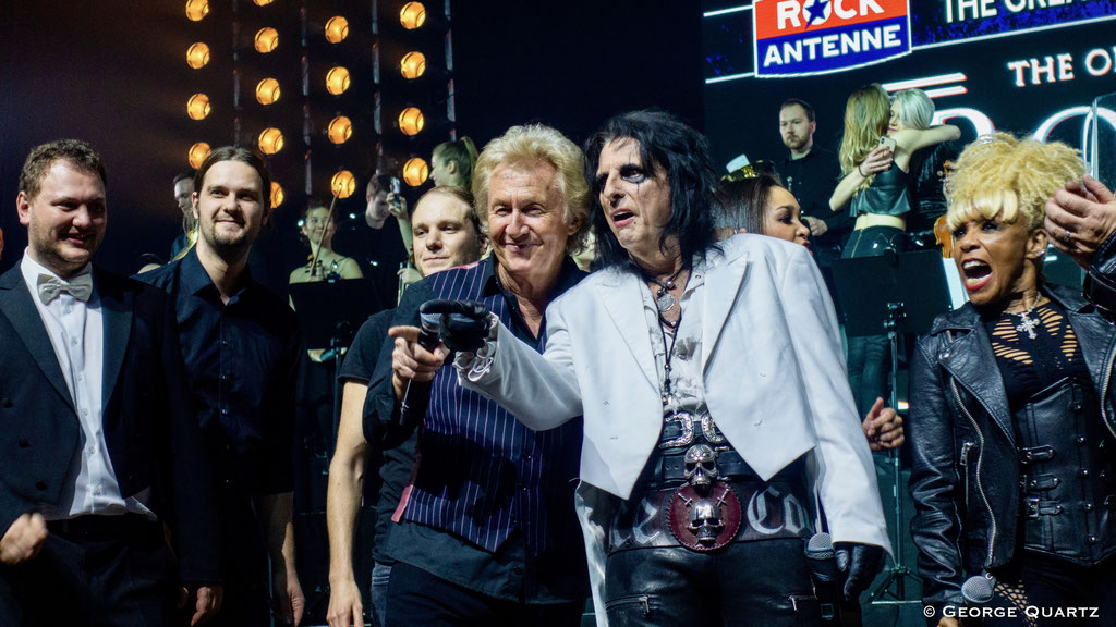 Alice Cooper, Berlin 2020, Rock Meets Classic Tour