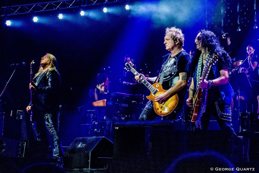ROCK MEETS CLASSIC, Tour 2020, mit Alice Cooper, Berlin, Mat Sinner Band