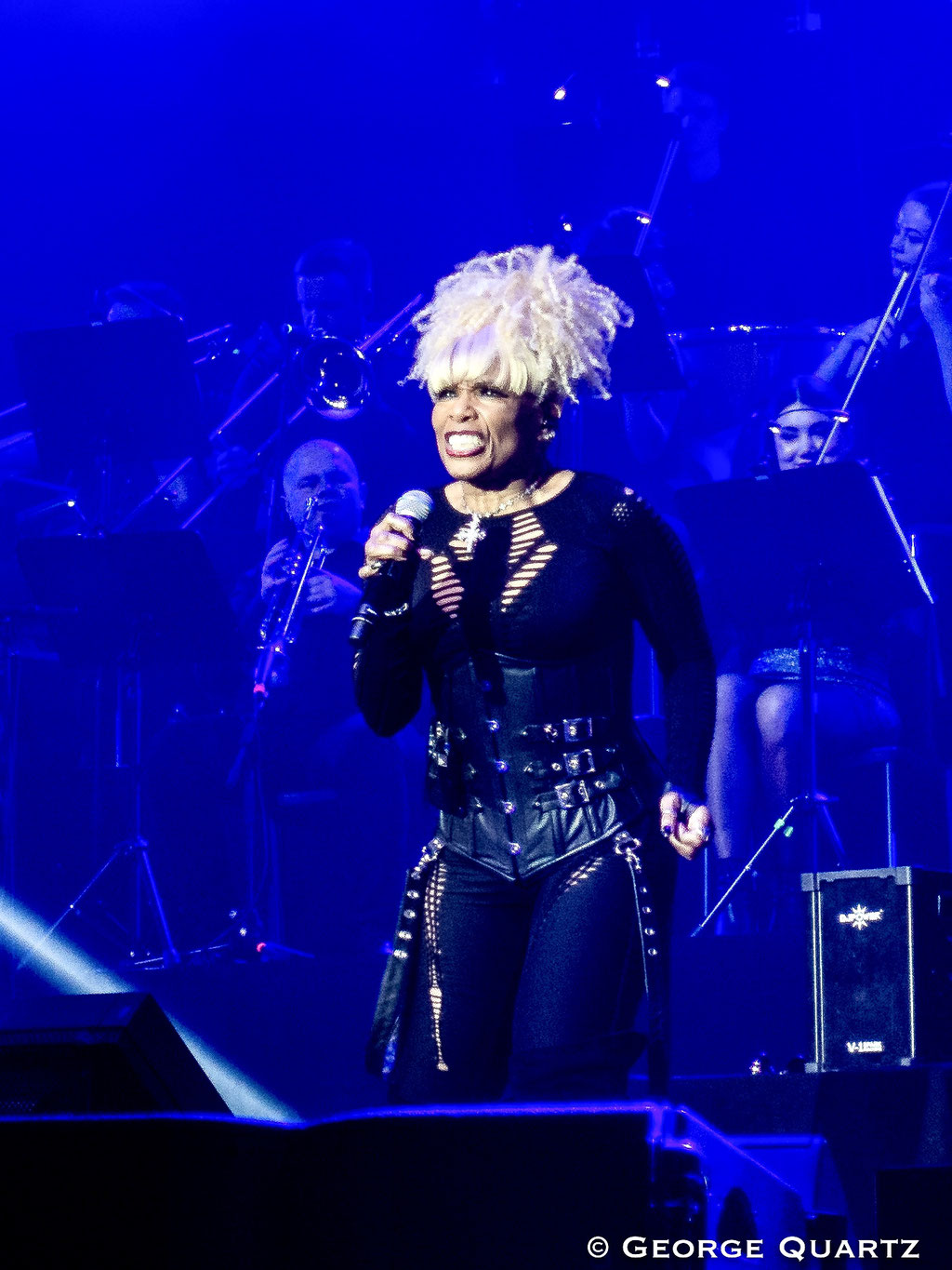 """Joyce """"Baby Jean"""" Kennedy, Mothers Finest at """"Rock meets Classic 2020"""""""