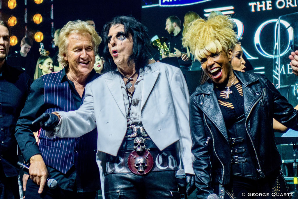 ROCK MEETS CLASSIC, Tour 2020, Alice Cooper, Robert Hart, Berlin
